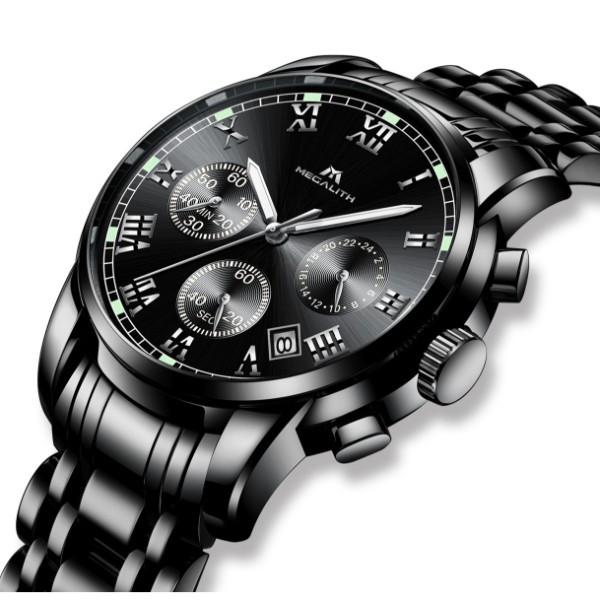 Эксклюзивные мужские наручные часы MegaLith
