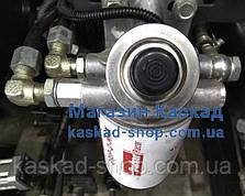 Сепаратор дизельного топлива Parker Racor 490 RHH10MTC с подогревом 24v, фото 3