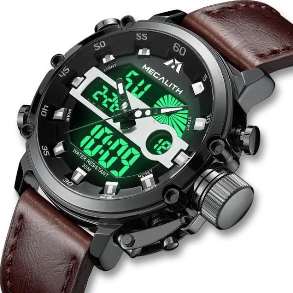 MegaLith Мужские часы MegaLith Professional