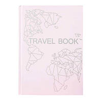 Книга записная Travel Book Pink