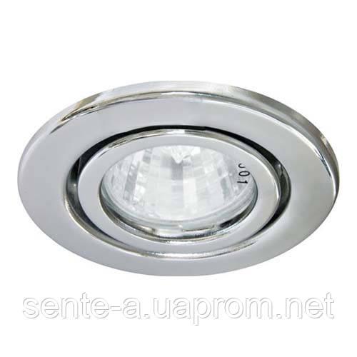 Встраиваемый светильник Feron DL11 серебро