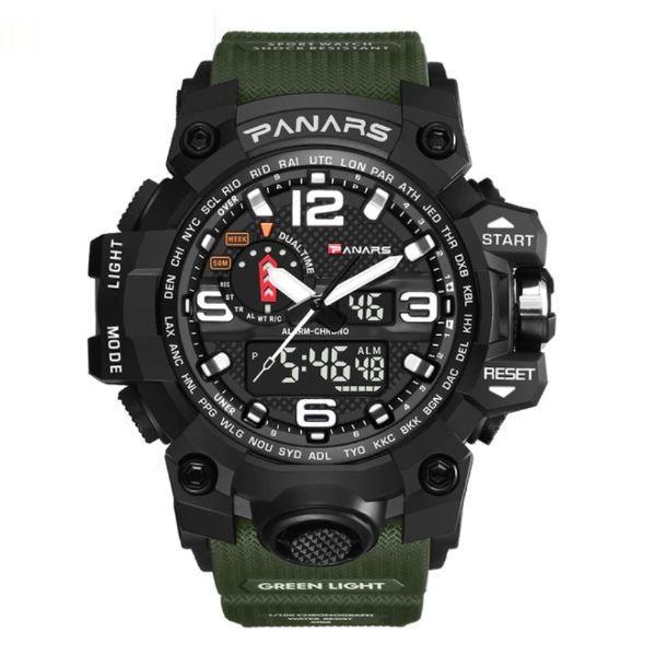 Эксклюзивные качественные мужские часы Sanda