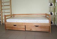 Деревянная кровать-тахта Карина