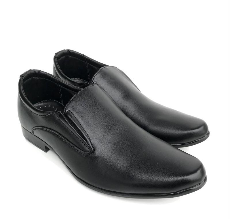 Туфли Мужские Классические PU Кожа