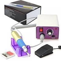 Машинка для манікюру і педикюру Beauty nail NN 25000, 25 тис оборотів (3689)