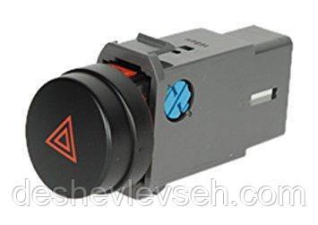 Кнопка аварийной сигнализ. AVEO GM, 96652257 (Корея)