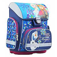 Рюкзак школьный ортопедический каркасный 1 Вересня H-26 Frozen, 40*30*16 код: 554569