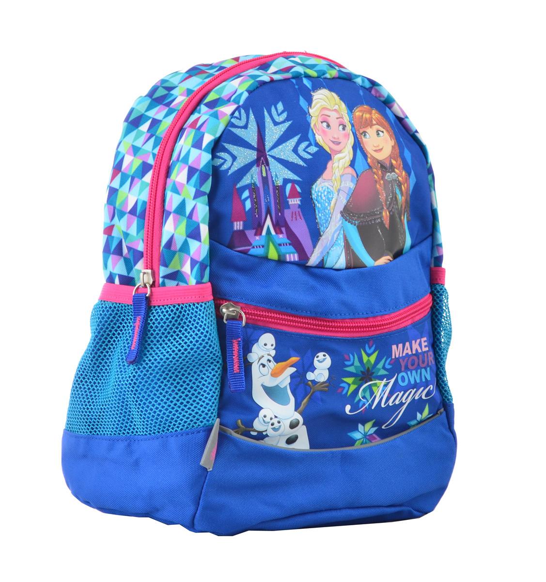 Рюкзак детский дошкольный 1 Вересня K-20 Frozen, 29*22*15.5 код: 555375