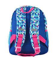 Рюкзак детский дошкольный 1 Вересня K-20 Frozen, 29*22*15.5 код: 555375, фото 4