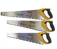 Ножовка по дереву HT-TOOLS Caiman 450мм 7TPI трехгранная заточка