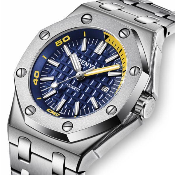 Качественные наручные часы мужские для солидности Hemsut BigBen