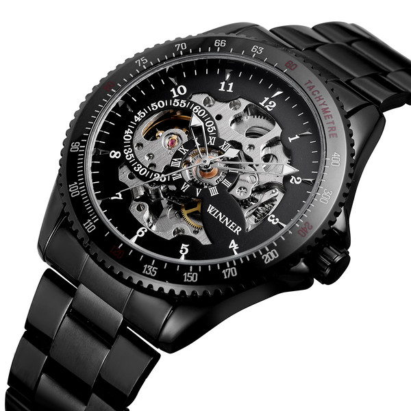 Эксклюзивные мужские часы в дополнение к любому стилю одежды Winner
