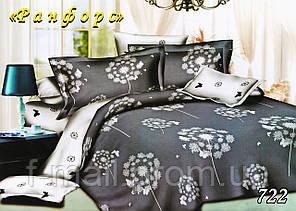 Двуспальное постельное белье Тет-А-Тет (Украина)  ранфорс (722)