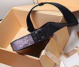 Сумка клатч Луи Витон канва Monogram, кожаная реплика, фото 2