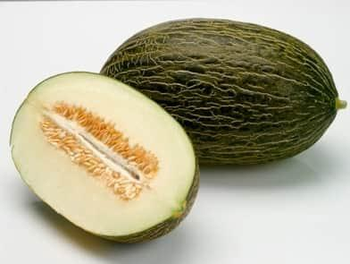 Элитные семена дыни Мабел F1, среднепоздний гибрид для свежего рынка и фруктовой нарезки,1000 семян Rijk Zwaan