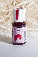 """Краситель пищевой """"Красный"""" гелевый 15 грамм"""