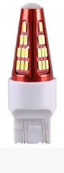 Светодиодная лампа LED T20 T20-4014-48SMD LENS белая