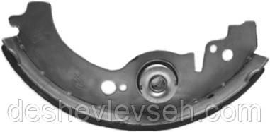 Колодка задняя торм. ВАЗ-2103-06, 2103-3502090 (НАЧАЛО)