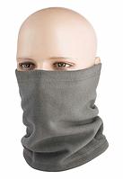 Многофункциональная повязка-бафф из флиса с затяжкой цвет серый 40528011, фото 1