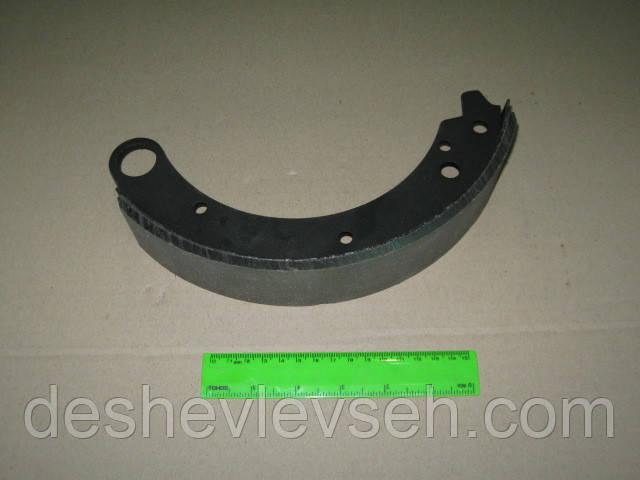 Колодка задняя торм. ГАЗ-24-3110 (Z24B), 24-3502090 (ZOLLEX)