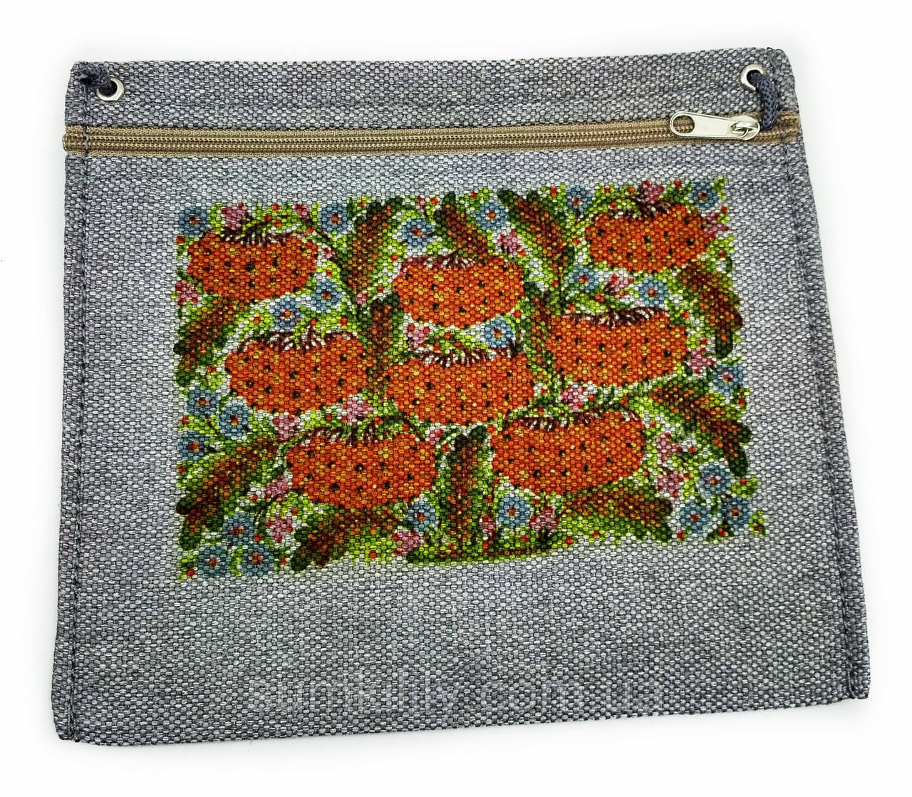 Текстильный кошелек КАЛИНА 2