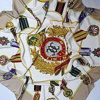 Платок Шелковый Hermes (реплика), фото 1