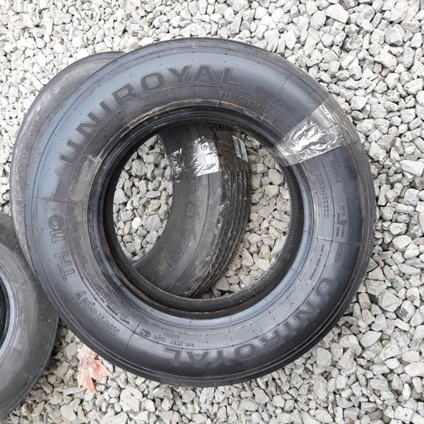 Шины б.у. 215.75.r17.5 Uniroyal Monoply TH 110 Юнироял. Резина бу для грузовиков и автобусов