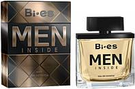 Туалетна вода для чоловіків Bi-es Men Inside Chanel - Allure Homme Sport 100 мл (5905009040246)