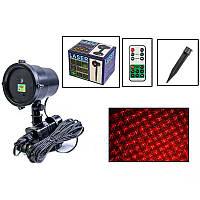 Лазерный проектор Новогодний (уличный) Light XX-LS-027