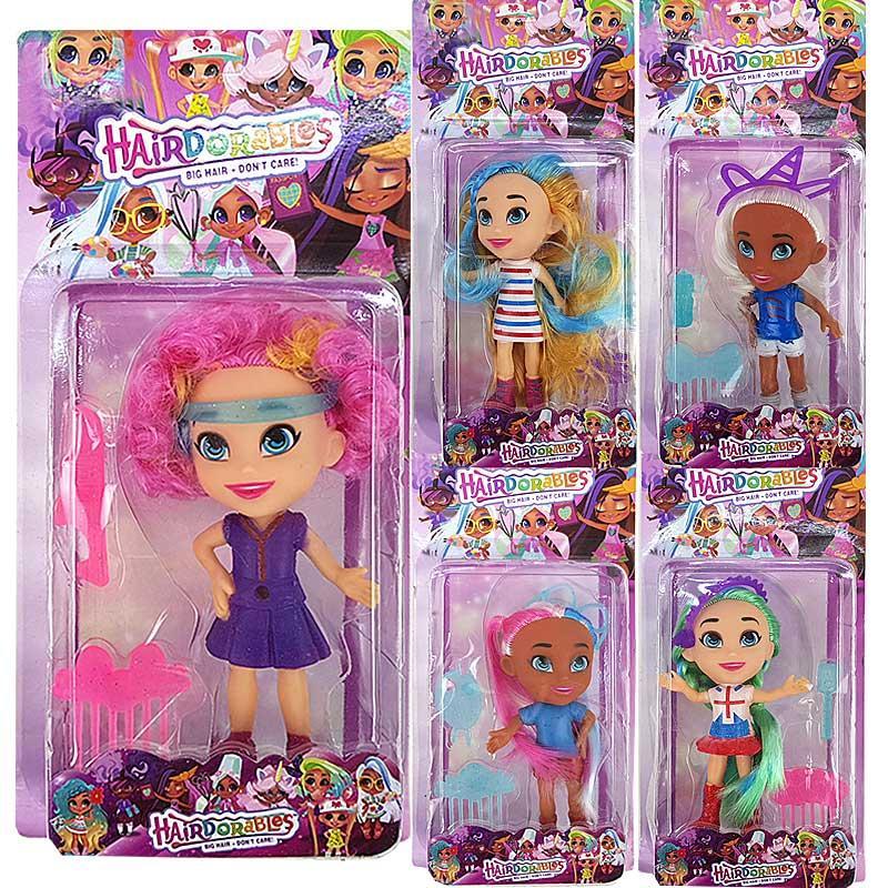 """Лялька """"HairDor"""" YM281271 (5 видів)"""