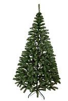 Искусственная литая елка Буковель зеленая
