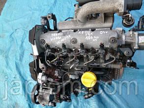 Мотор (Двигатель) Opel Vivaro Renault Trafic 1.9 DCI F9K 2002-2005г.в