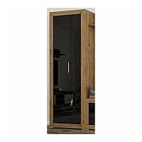Шкаф 680 Парма Темная - Мебель Сервис