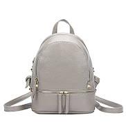 Стильный рюкзак Suivea Adele серый