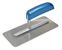 Гладилка терка стальная для венецианской штукатурки 90х200мм Favorit 08-165