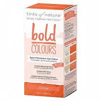 Краска для полупостоянного окрашивания Tints of Nature BOLD Colours - Оранжевая