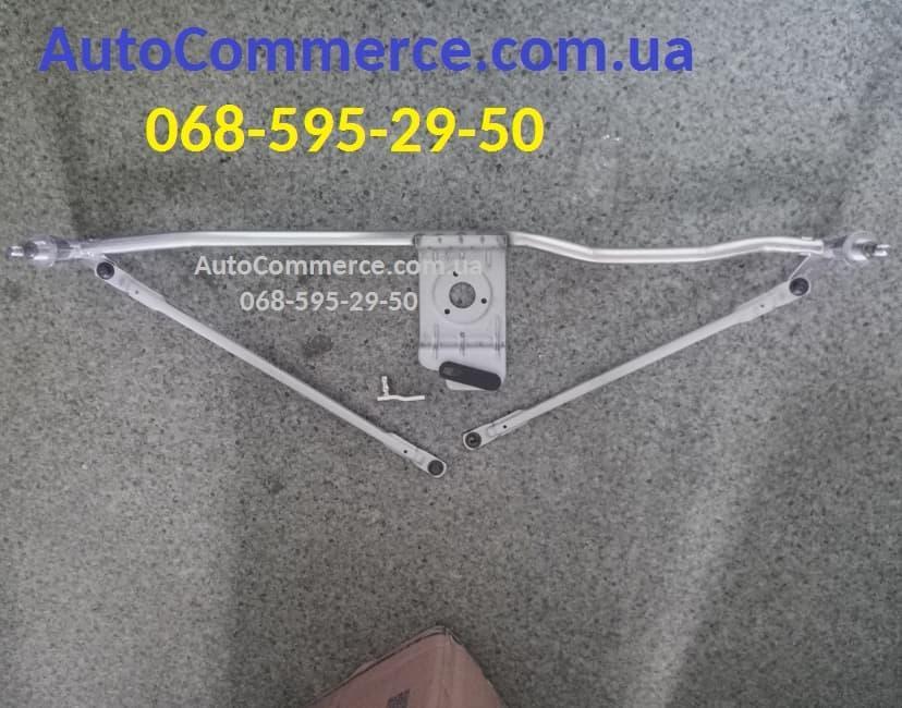 Трапеция стеклоочистителя (дворников) Hyundai HD65, HD78, HD72 Хюндай HD(981215H100)