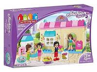 Детский конструктор JDLT 5232 Модный дом, 73 крупных деталей, копия LEGO Duplo