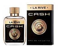 Туалетна вода для чоловіків La Rive Cash 100 мл (5906735234411)