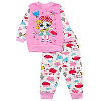 Пижама для девочки без начеса Лол