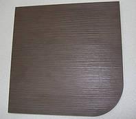Кромкование угла, радиуса, фрезерного реза на ЛДСП кромкой ПВХ, АБС (без стоимости кромки)