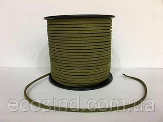 Замшевый шнур № 61 (UMG-0542)