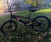 Велосипед BMX AZIMUT Cobra 20 Черный Велосипед для разных трюков, фото 8