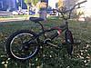 Велосипед BMX AZIMUT Cobra 20 Черный Велосипед для разных трюков, фото 9