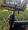 Велосипед BMX AZIMUT Cobra 20 Черный Велосипед для разных трюков, фото 10