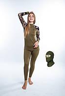 Женское тактическое спортивное термобелье Radical Shooter (original), теплое зимнее комплект термобелья