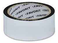 Лента, покрытая алюминием 25ммх25м Favorit 10-508 | Стрічка, покрита алюмінієм 25ммх25м Favorit 10-508