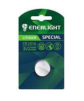 Батарейка Enerlight Lithium CR 2016 1  шт  (70160101)