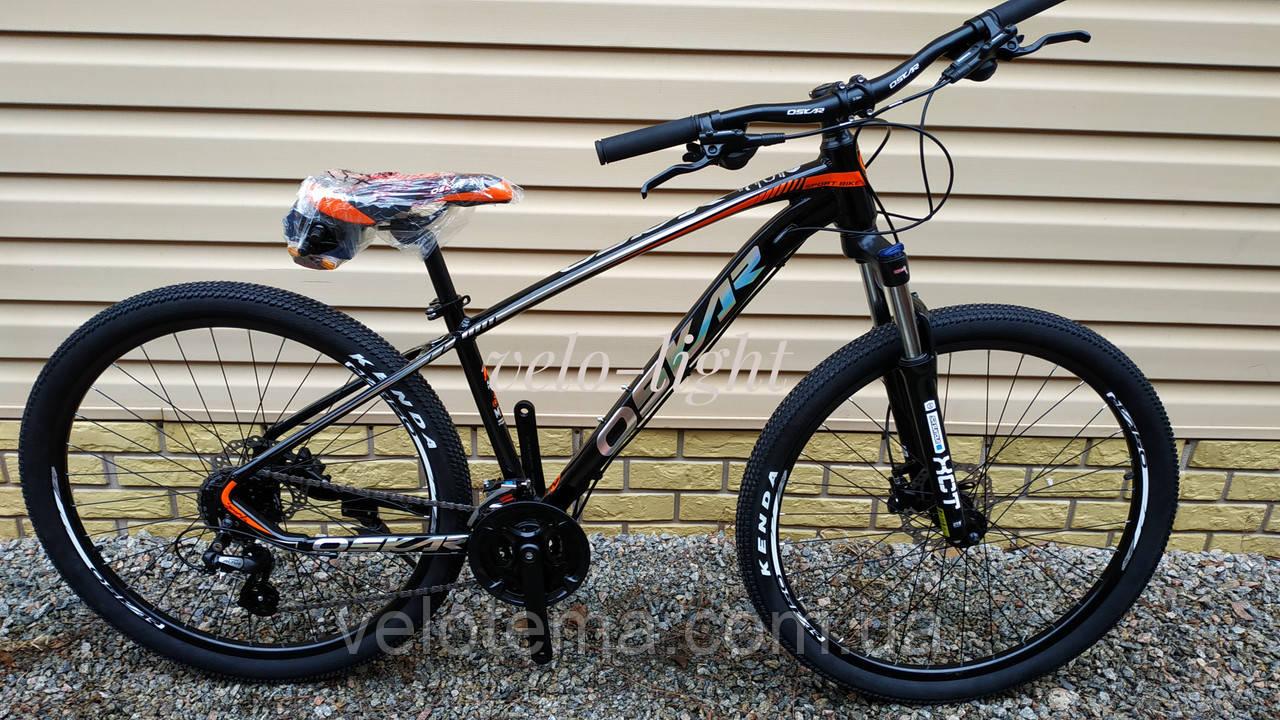 Велосипед гірський MTB Oskar Sporta 27.5 колеса гідравлічні гальма