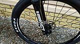 Велосипед гірський MTB Oskar Sporta 27.5 колеса гідравлічні гальма, фото 4